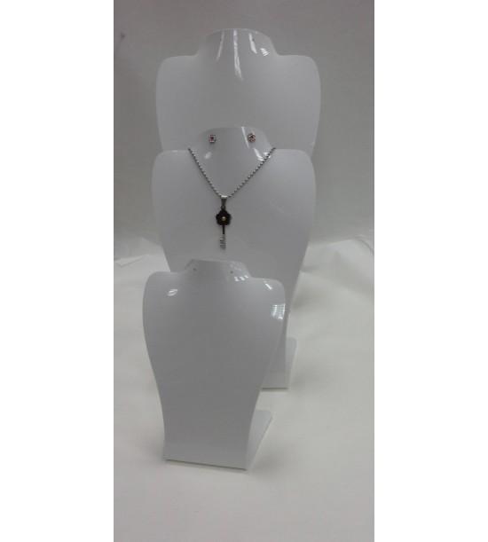 Colli Kit 3pz in PVC Bianco